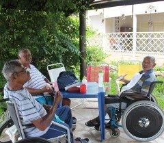 Brazil - Tests for Seniors at Risk - Lar dos Velhinhos Bezerra de Menezes