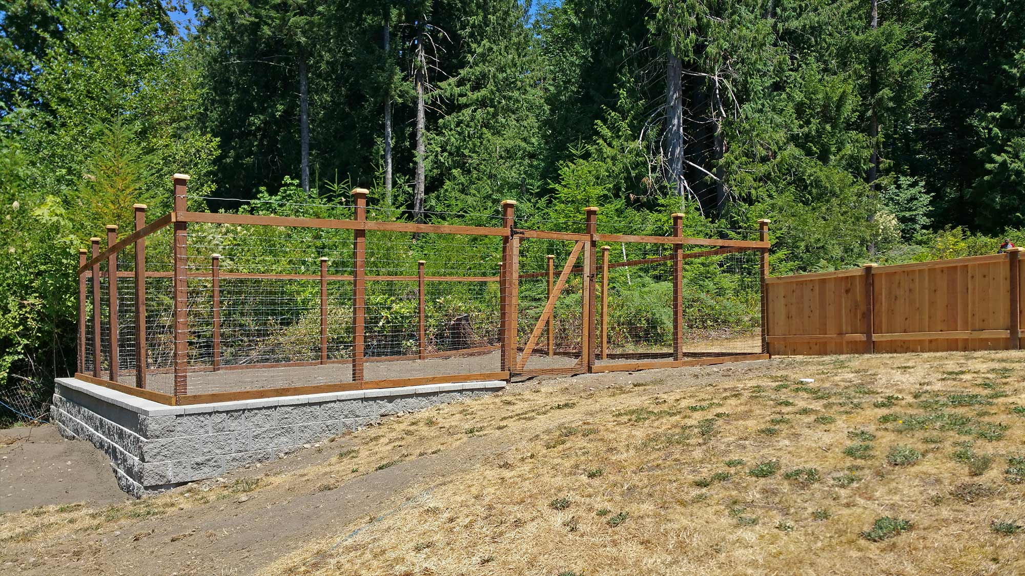 Deer Fences And Garden Fences