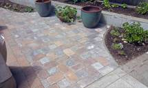 Paver Extension Project - Ajb Landscaping & Fence