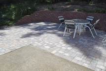 West Olympia Paver Patio Extension - Ajb Landscaping & Fence
