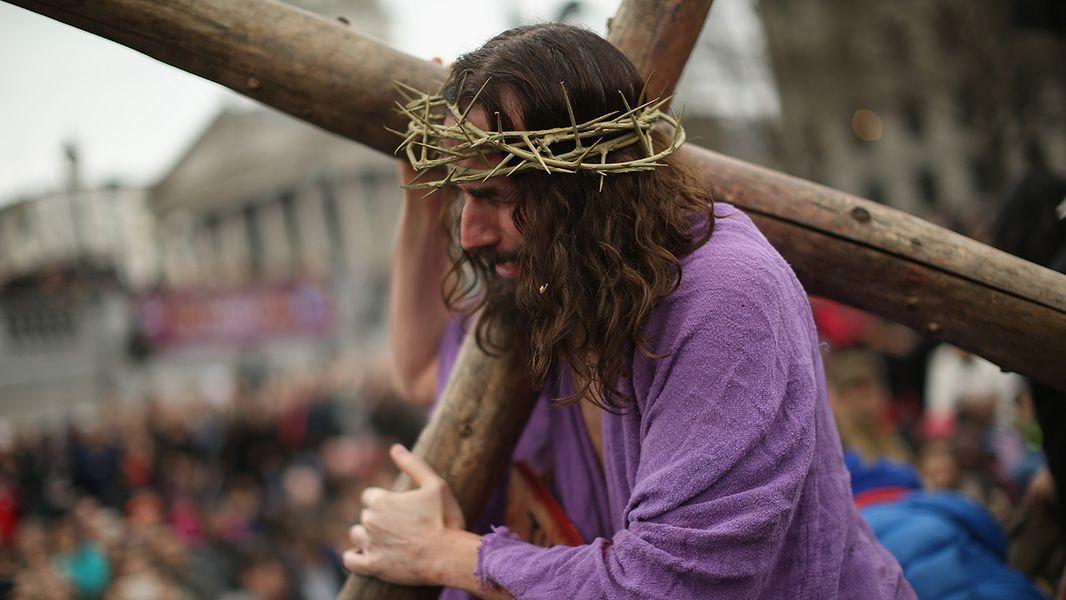 How Did Crucifixion Kill Jesus