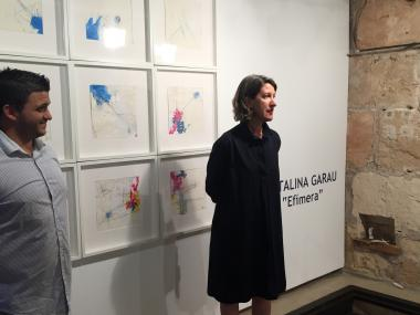 Catalina Garau presenta 'Efímera'