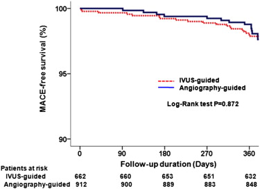 Usefulness of Intravascular Ultrasound to Predict Outcomes