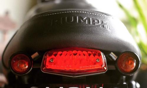 Motone Fender Eliminator Kit  Tail Tidy  Street Twin