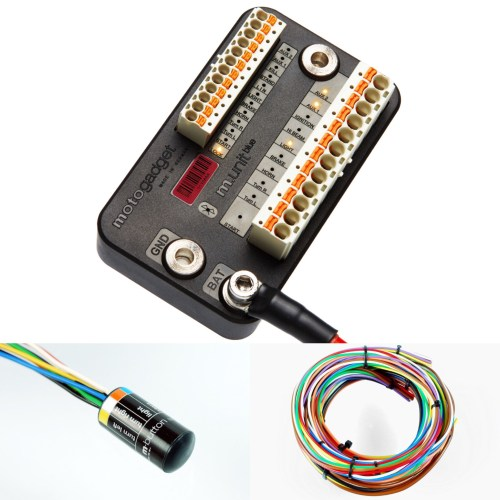 small resolution of unit basic builder s pack with m button cable kit mg4002035