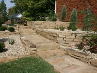 Backyard Retaining Wall - [audidatlevante.com]