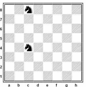 Ataque doble alfil ajedrez escolar