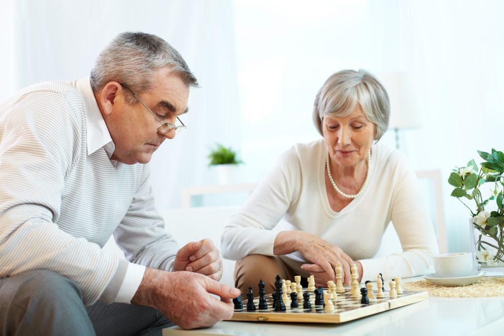 El ajedrez no tiene edad