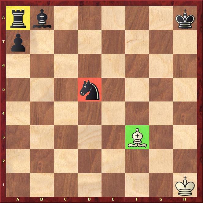 clavada relativa ajedrez escolar