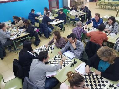 cursos de formación en ajedrez educativo