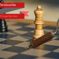 actividad de las piezas de ajedrez
