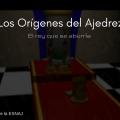 origenes del ajedrez