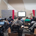 1º Seminario de Coordinadores Zaragoza curso 2018/19