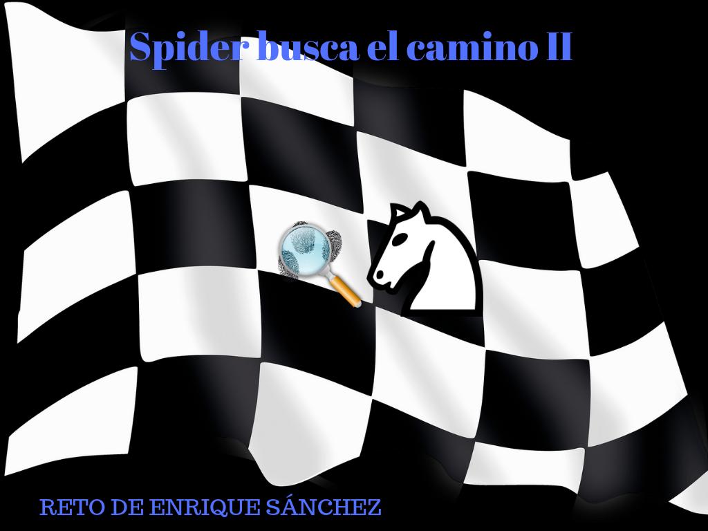 Spider busca el camino II