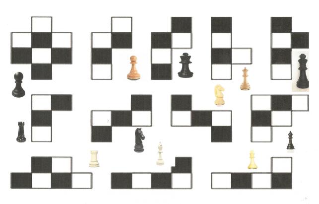 Puzzles de Ajedrez