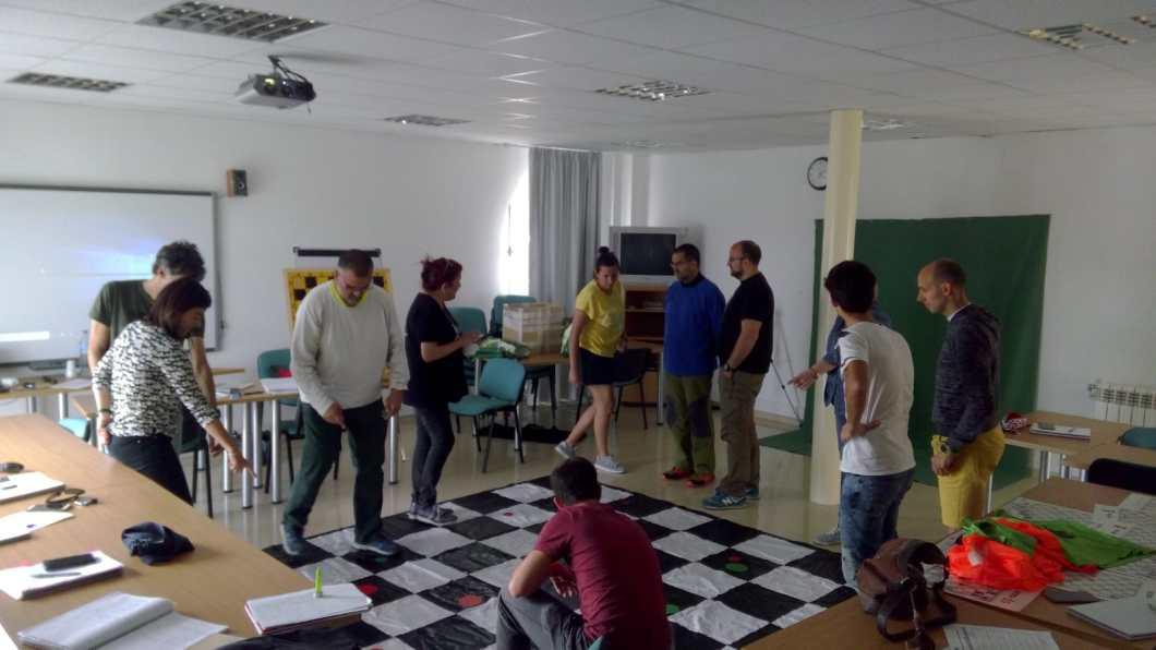 4º Seminario de Coordinadores de Teruel
