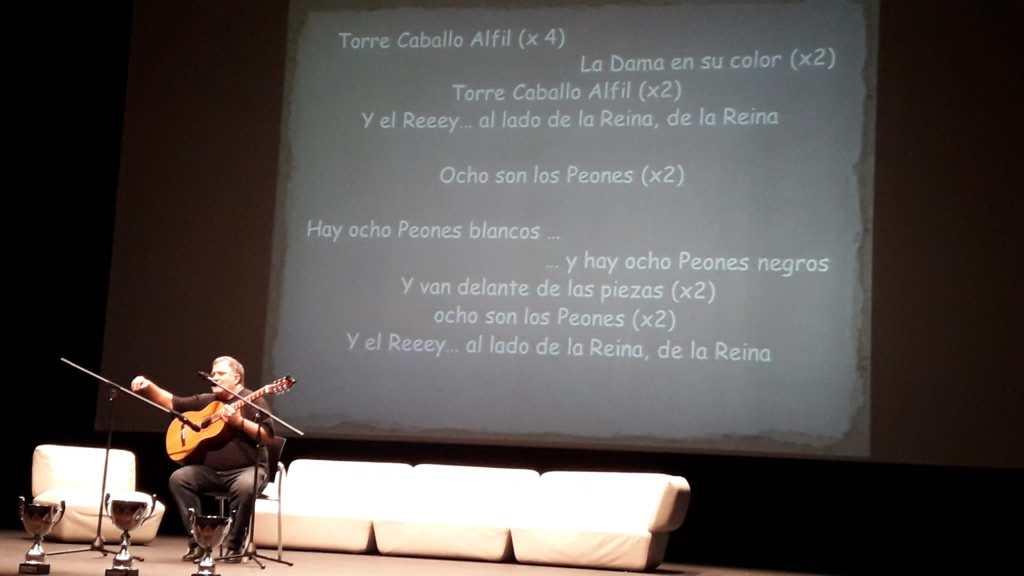 Gustavo Martinez, Empar Sastre, Leontxo Garcia, Mar Romera