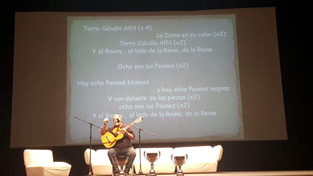 Tocada movida: Relatos de Música y Ajedrez