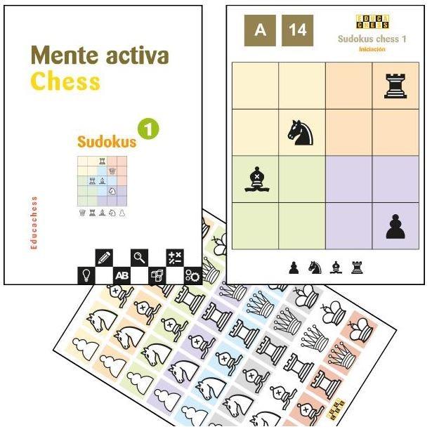 Sudokus Chess 1