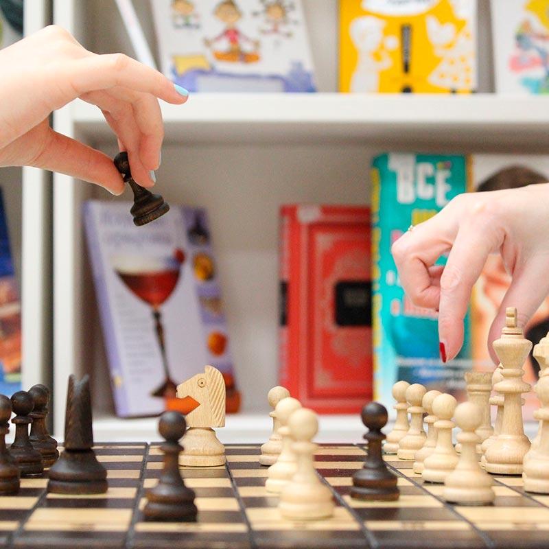 Otros estudios de ajedrez educativo