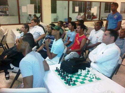 Conferencias LISS CHESS / FDA
