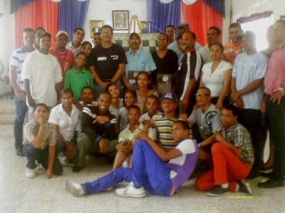 Participantes en el Seminario de Castillo
