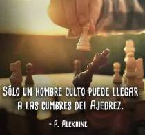 300 Frases Célebres De Ajedrez Pinal Chess