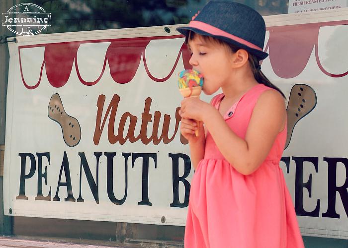 Linen Ice Cream