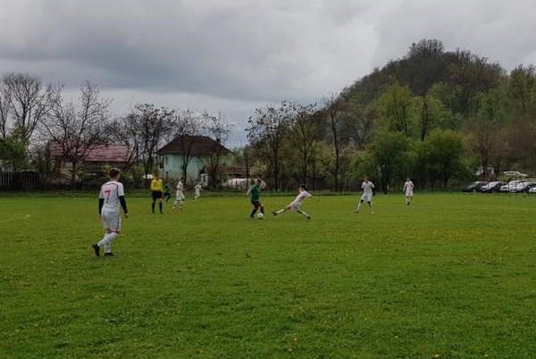 Rezultatele din Liga a IV-a Arad, etapa a 23-a