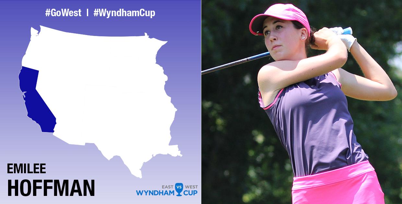 Emilee Hoffman  Wyndham Cup West Team