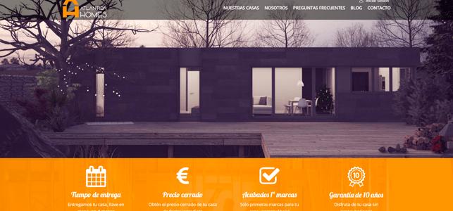 A&J Home systems elegida empresa de soluciones domóticas para Atlantida Homes.