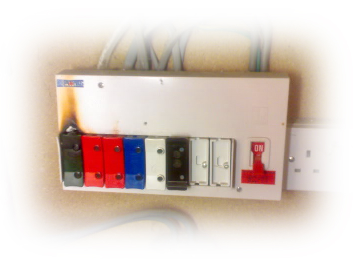 Rcd Consumer Unit Fully Loaded Electrical Supplies Fusebox Uk