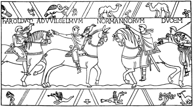 The Chronicle of the Norman Conquest, by Master Wace.