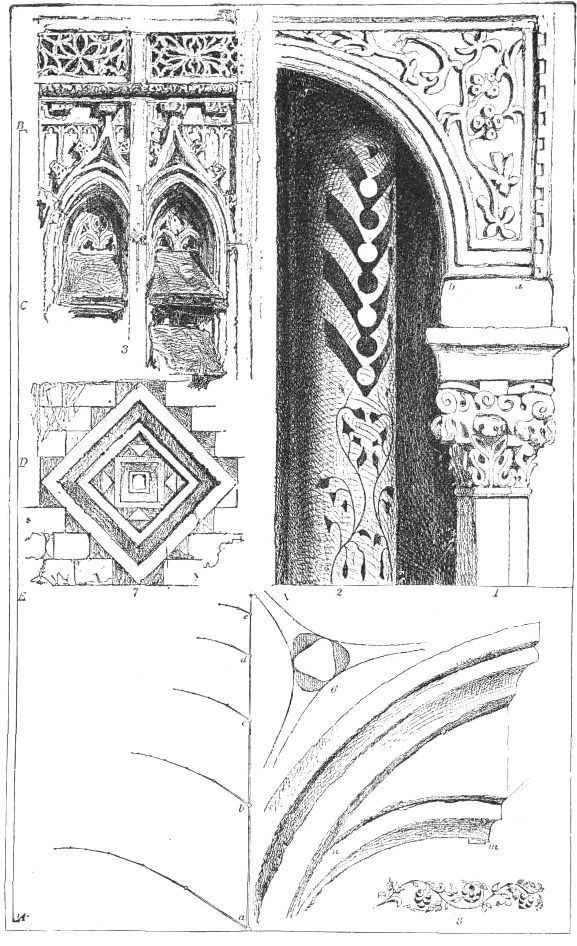 The Seven Lamps of Architecture, by John Ruskin.