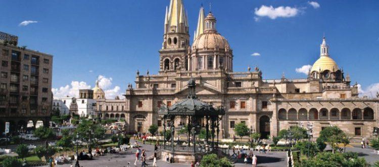 Metropolitan Cathedral Guadalajara