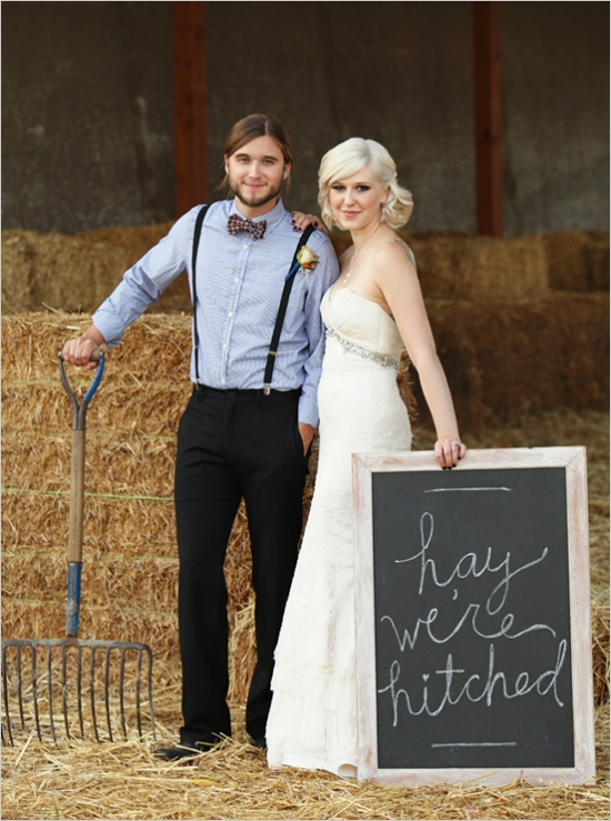 Western Country Chic Weddings Ideas For Wedding 2016
