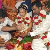 Ajith at a Marriage Function - Pics