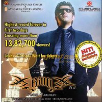 Billa - Highest Record Collection Forever in First two Days