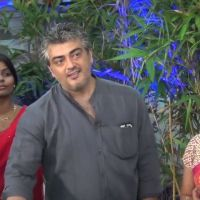 Ajith at Suresh Chandra Daughter Reception Stills