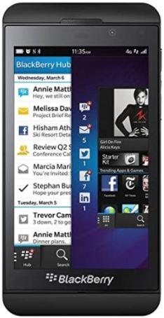 BlackBerry Z10 Price In Bangladesh.