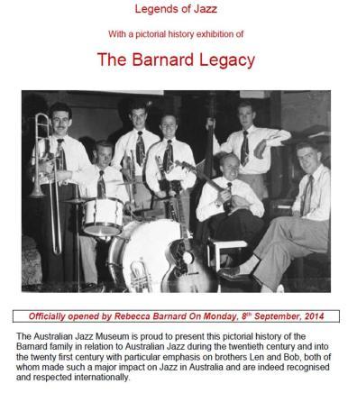 Barnard Legacy