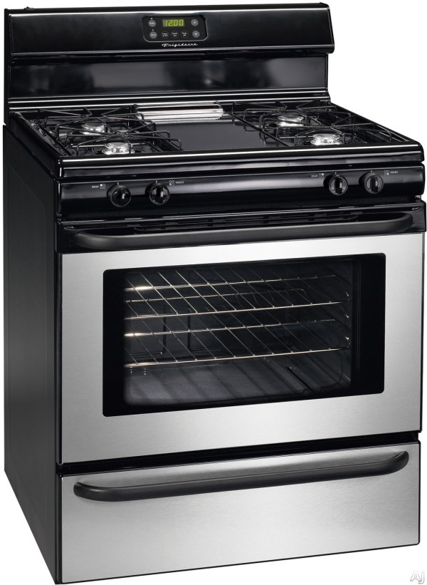 """Frigidaire Fgf318gc 30"""" Freestanding Gas Range With 4 Open"""