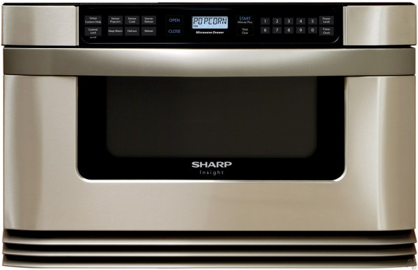 Sharp Microwave Drawer
