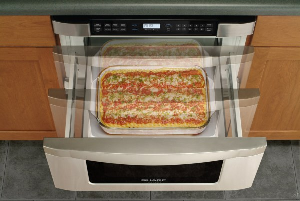 Sharp Microwave Drawer