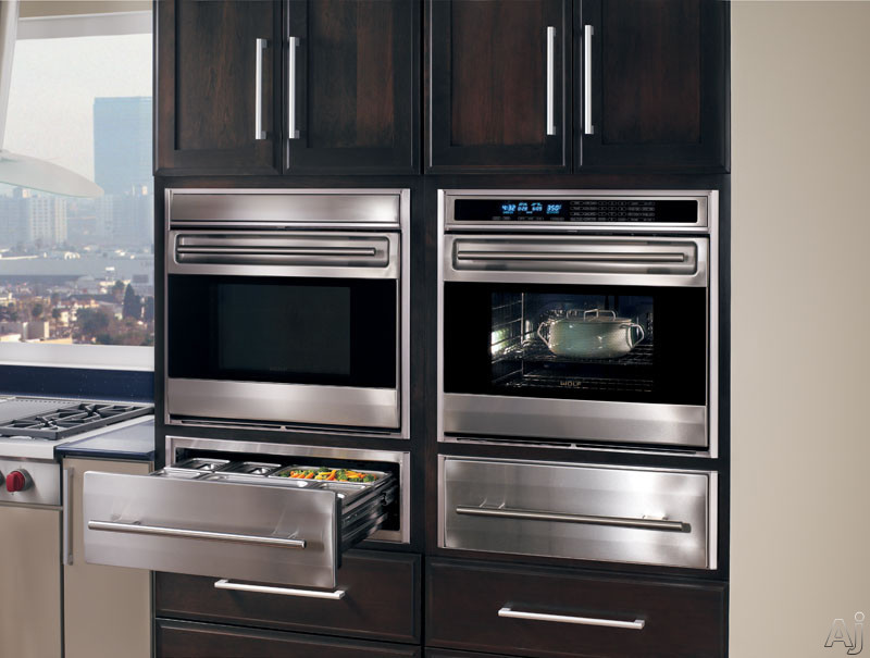 Wolf WWD30 30 Warming Drawer with 16 cu ft Capacity