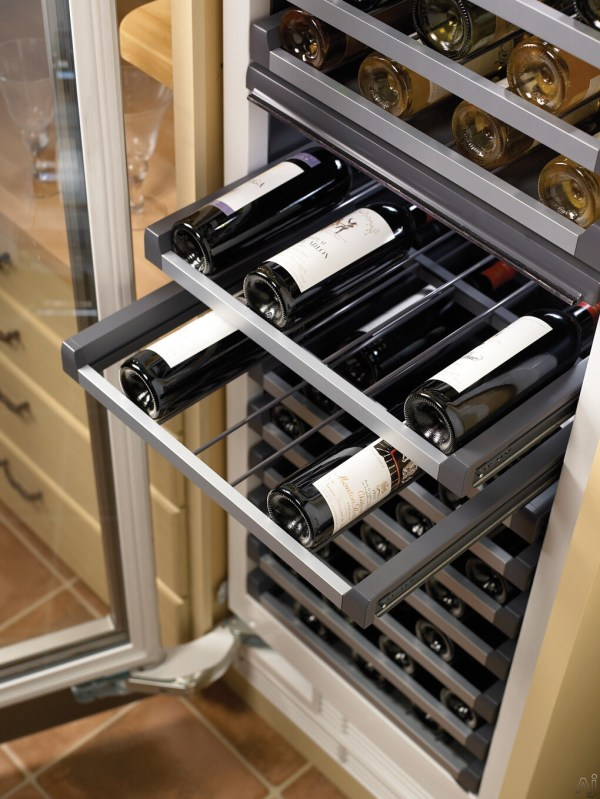 """Thermador T18iw50nsp 18"""" Built-in Wine Preservation Column"""