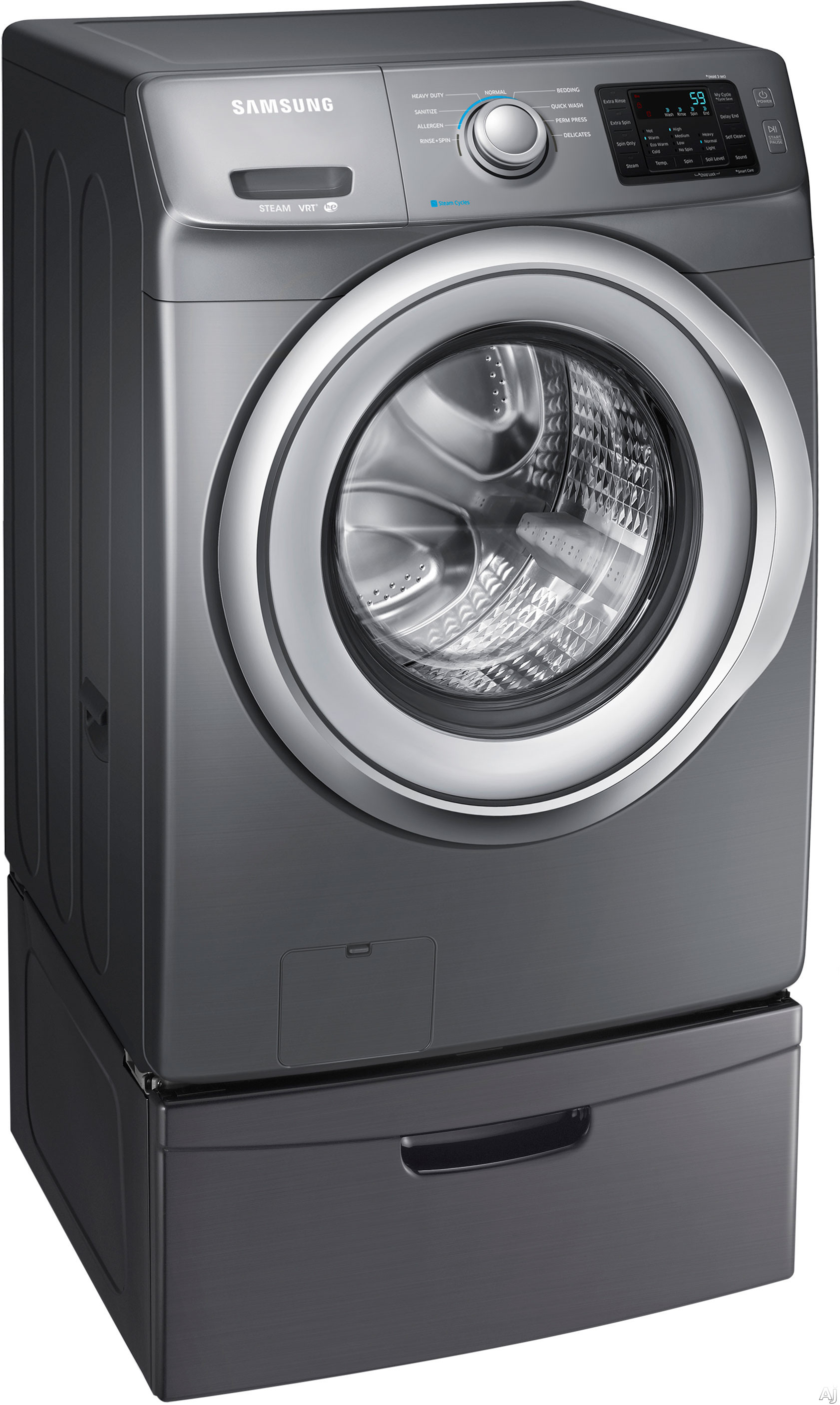 Samsung Wf42h A 27 4 2 Cu Ft Front Load Washer With