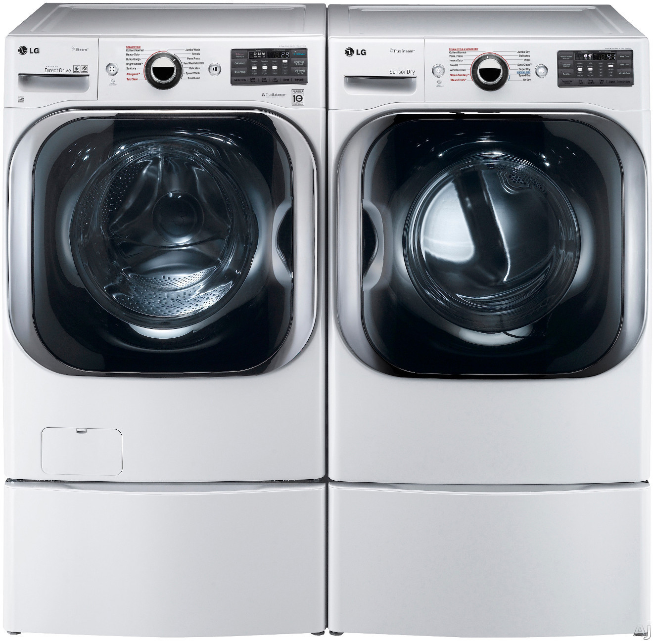 Front Load Lg Washer