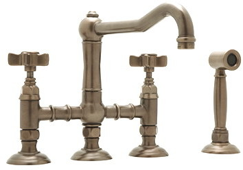 rohl country kitchen collection a1458xmwsstn2