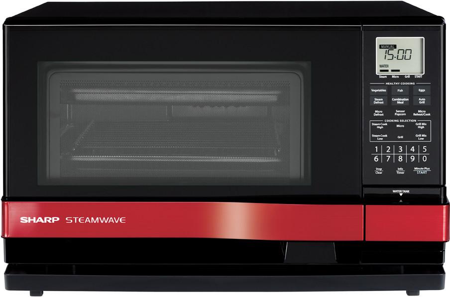 sharp supersteam oven ax1100r